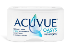 ACUVUE OASYS WITH TRANSTITION