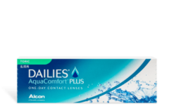 DAILIES AQUACOMFORT PLUS TORIC 30PK