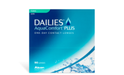 DAILIES AQUACOMFORT PLUS TORIC 90PK