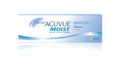 1 DAY ACUVUE MOIST FOR ASTIGMATISM - 30PK